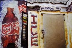 Coke and Ice Menensha 2002 Fujicolor Superia 200 55mm hh sharpen x2; gausian blur