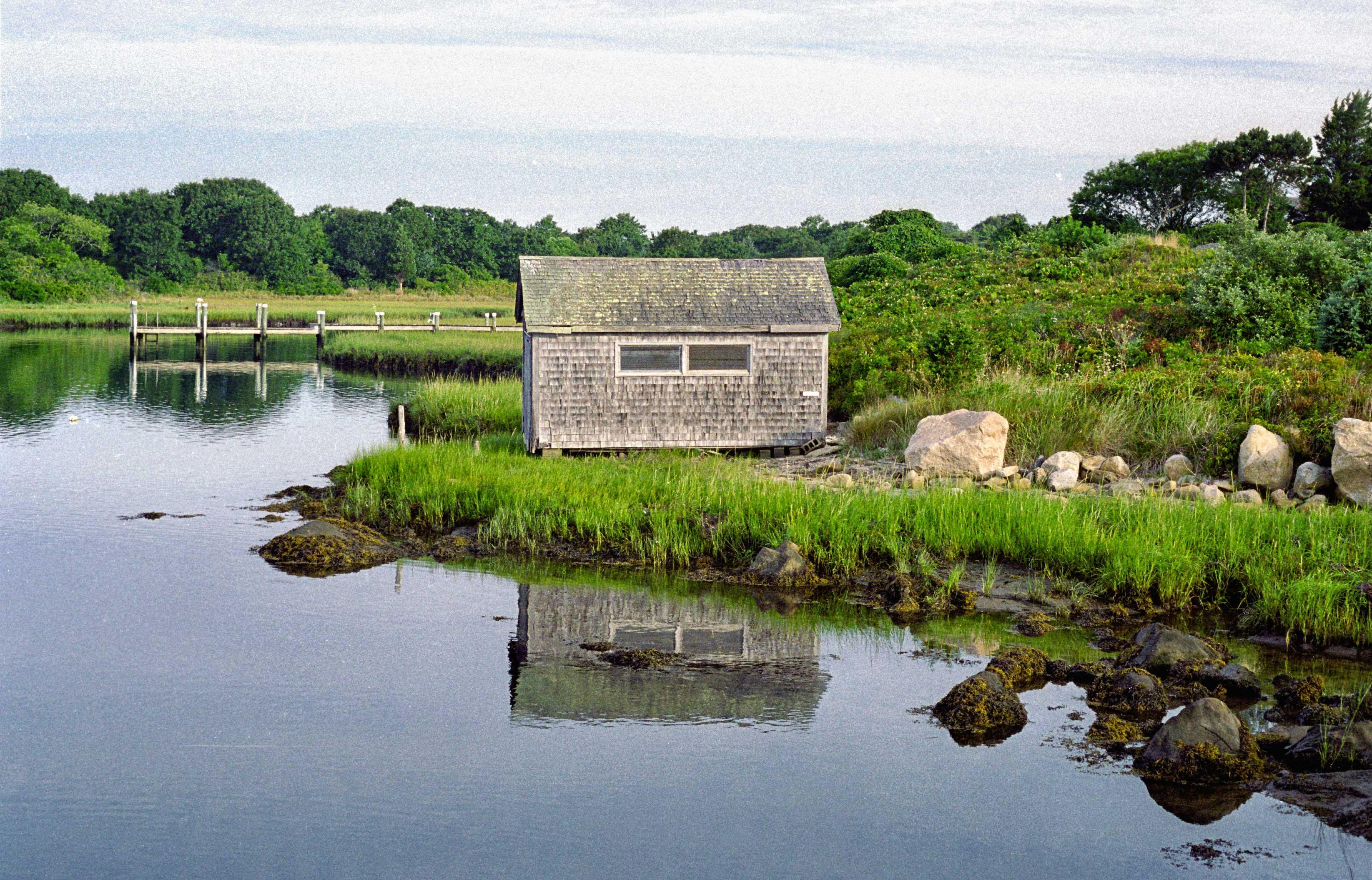 Menemsha Pond Shack