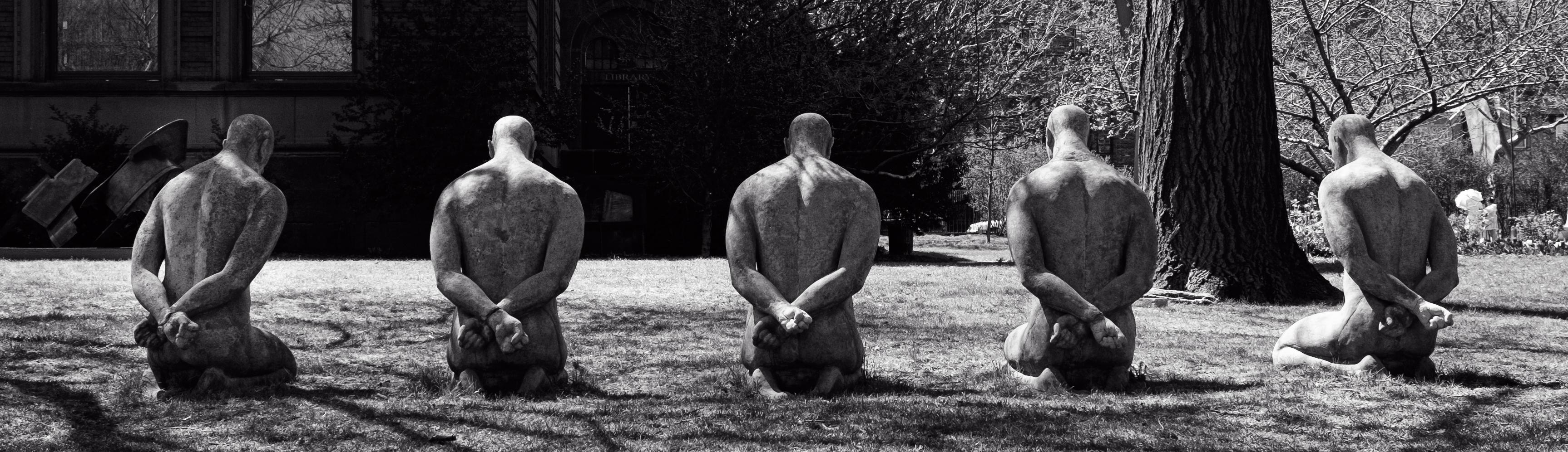 pratt-inst-bound-men-sculpture